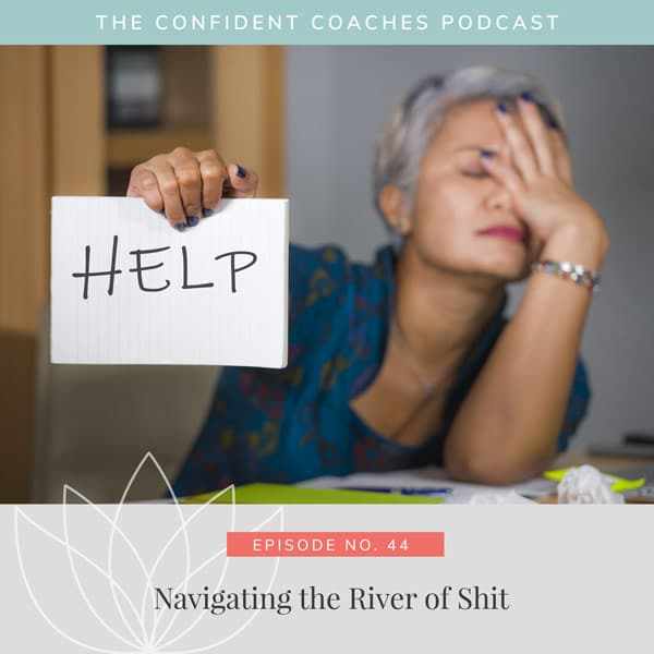 Navigating the River of Shit